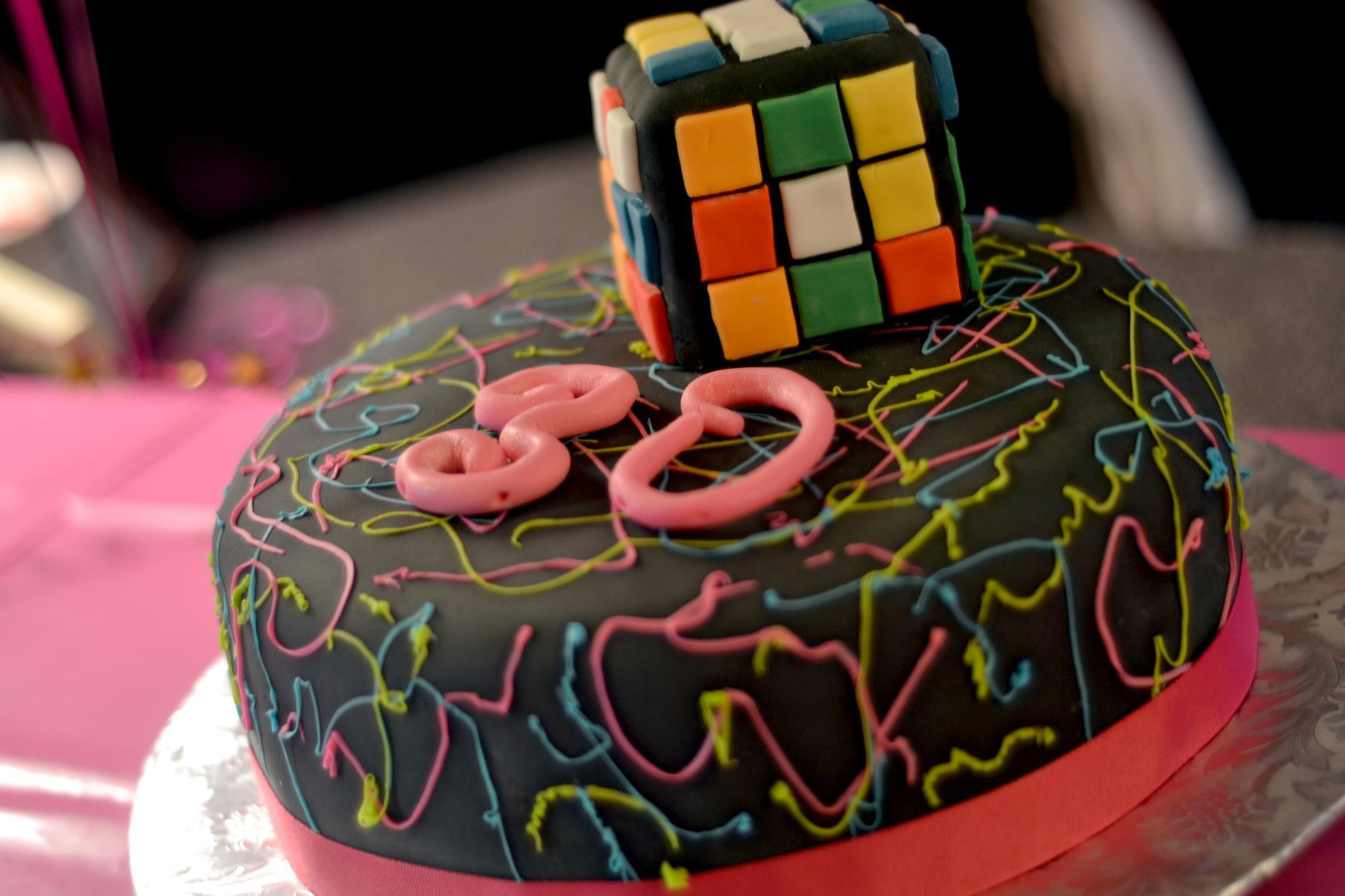 Published At 2048 X 1365 In 80s Themed Party Cake
