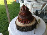 Chocolate Lover's Groom Cake